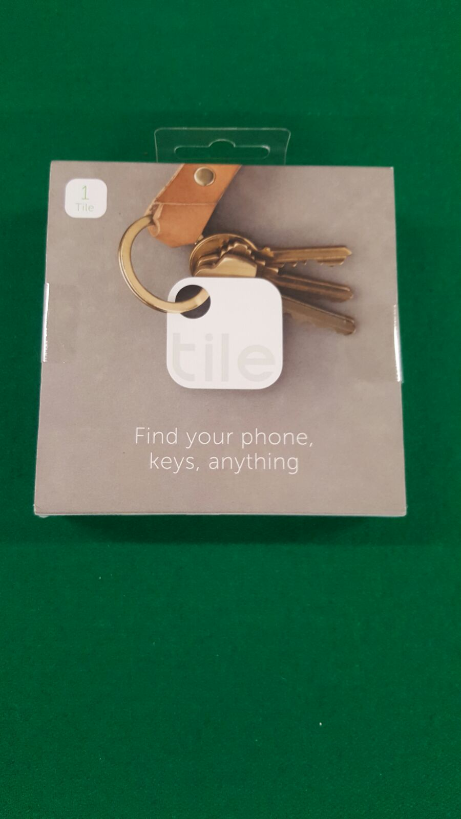 tile 2nd generation phone and key finder