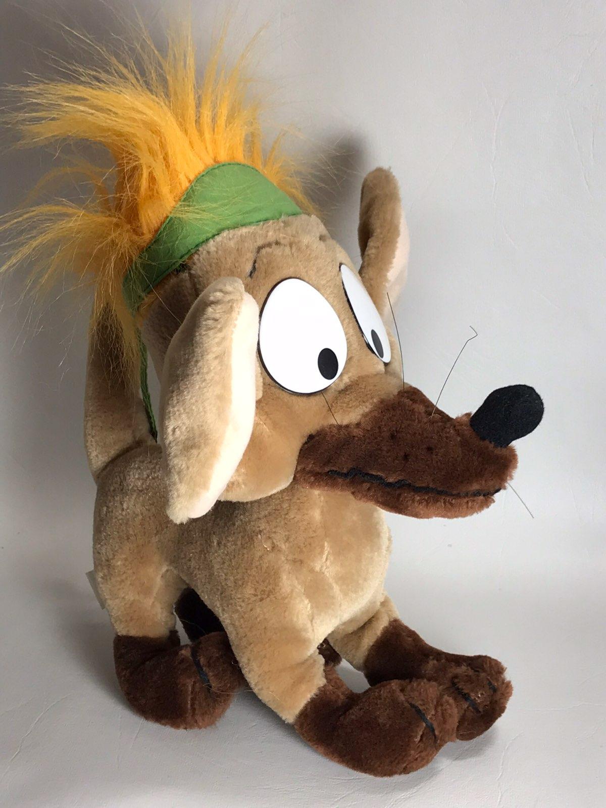 Vintage Disney Tito Plush