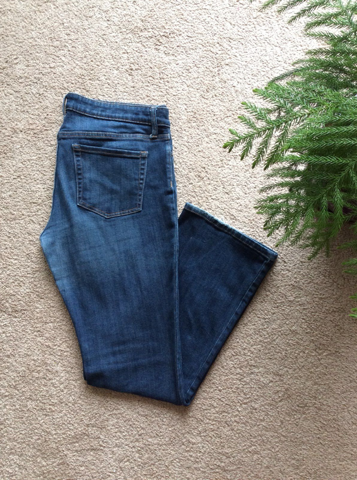 GAP Outlet Premium Bootcut 5 Pocket Jean