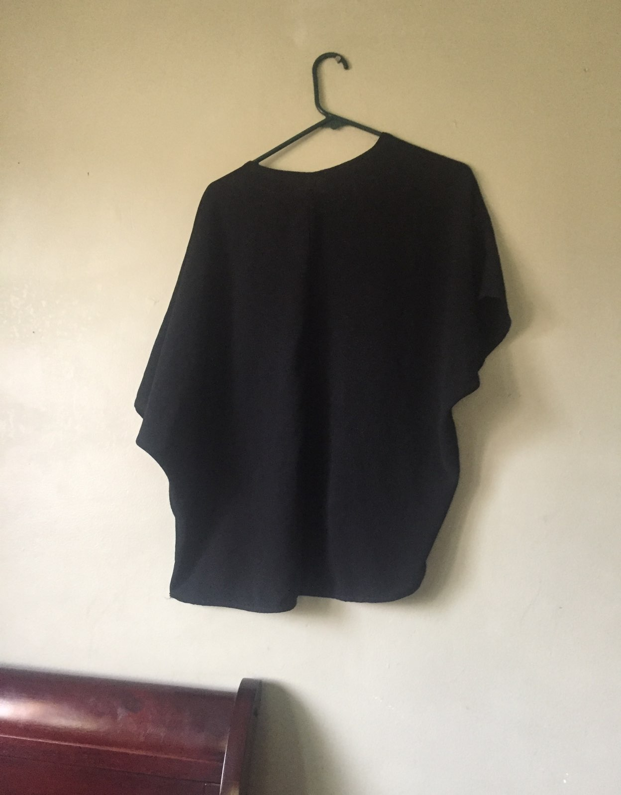 Plain Black Kimono Cardigan - Mercari: BUY & SELL THINGS YOU LOVE