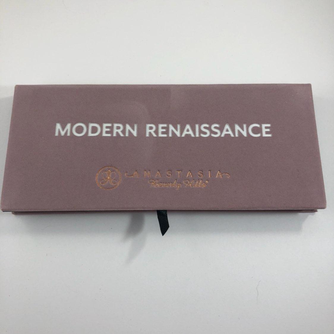 Anastasia Modern Renaissance Palette
