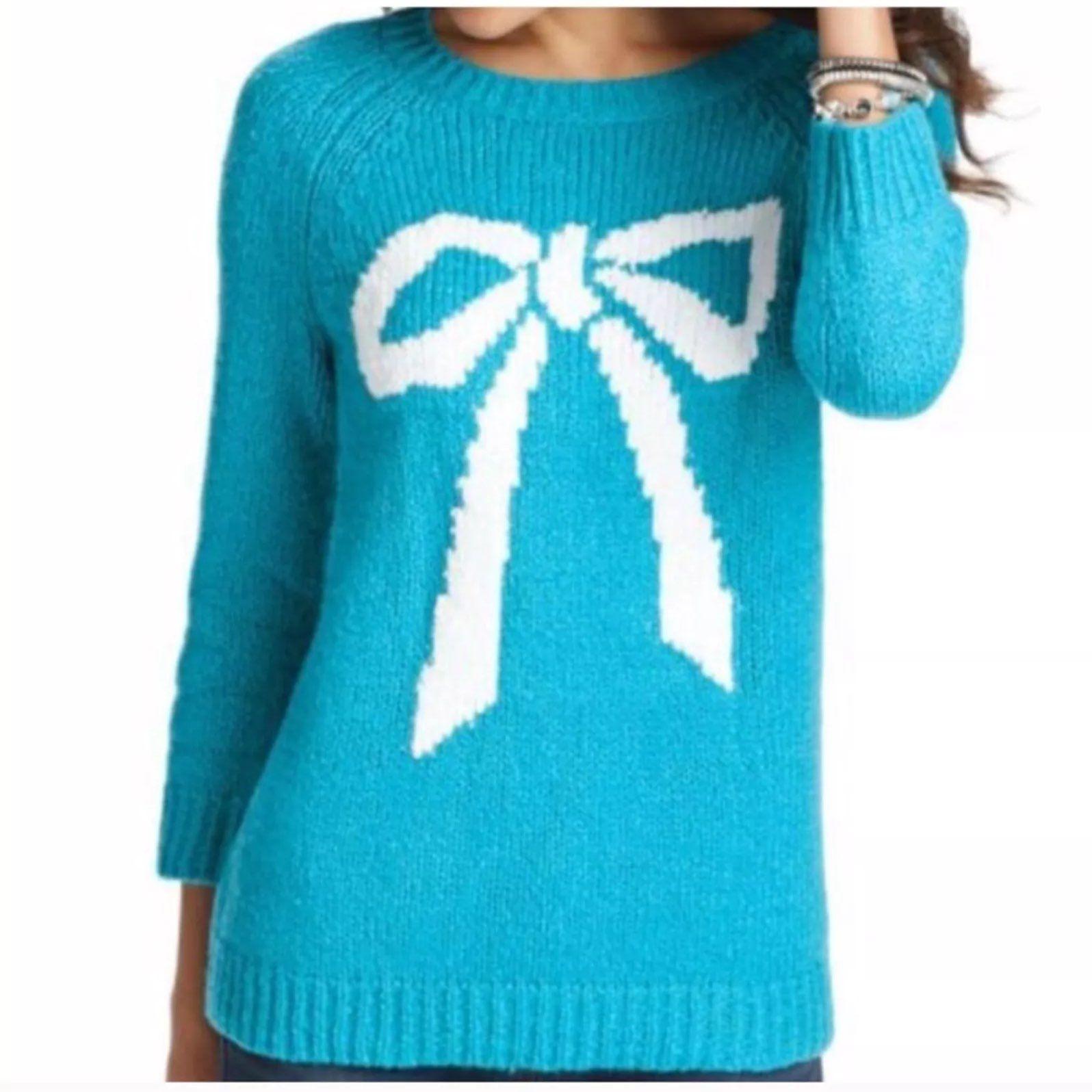 LOFT Cute Sweater! - Mercari: BUY & SELL THINGS YOU LOVE