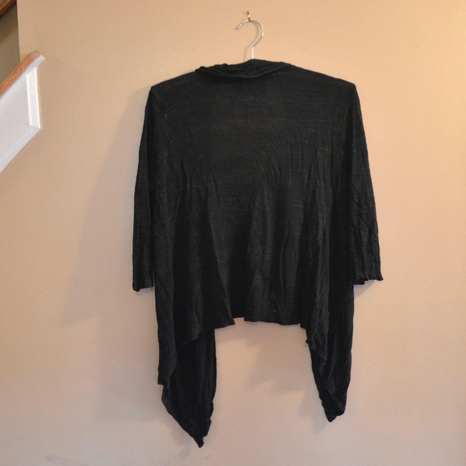 Basic Black Lightweight Blanket Cardigan - Mercari: BUY & SELL ...