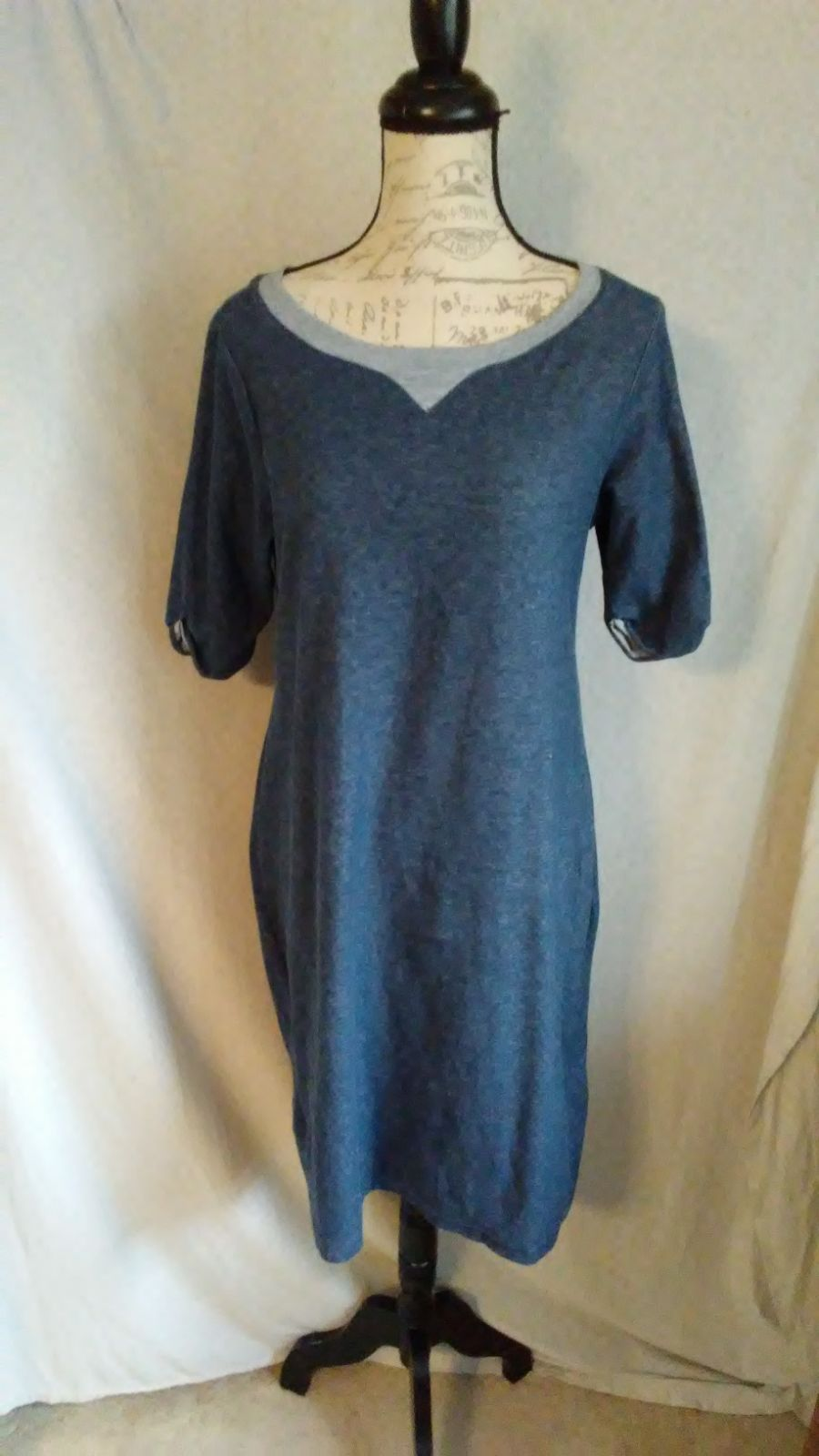 Liz lange dark blue maternity dress l mercari the selling app liz lange dark blue maternity dress l ombrellifo Choice Image