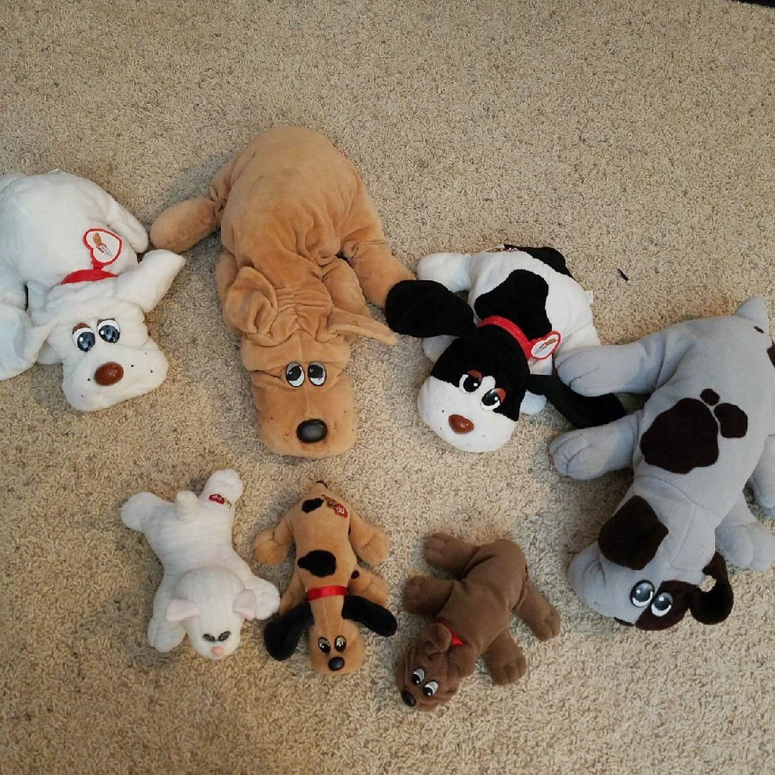 Pound puppies lot Mercari BUY & SELL THINGS YOU LOVE