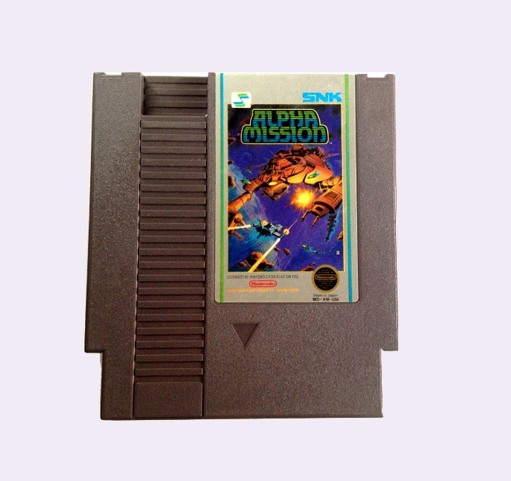 Alpha Mission NES