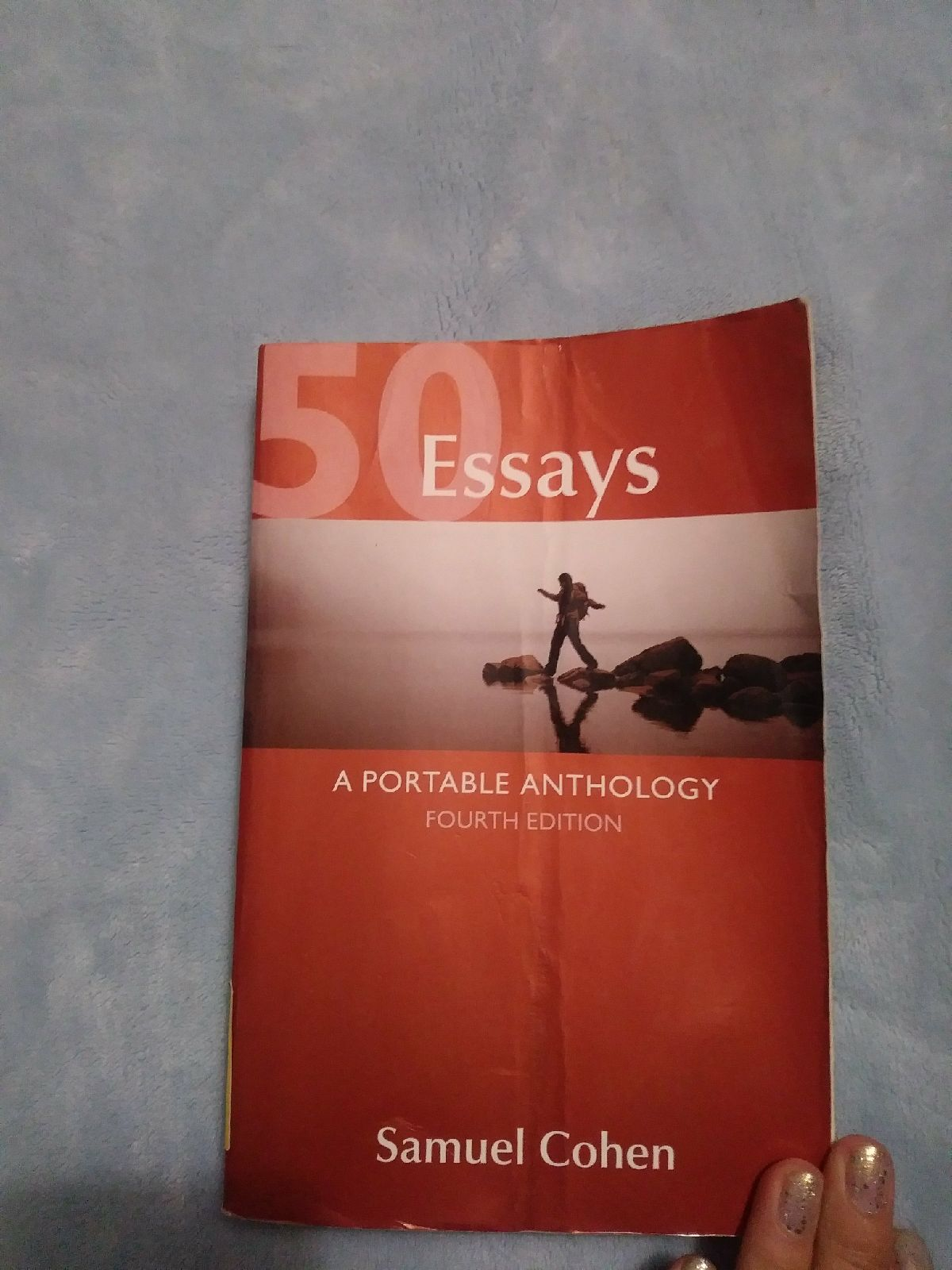 50 model essays a portable anthology