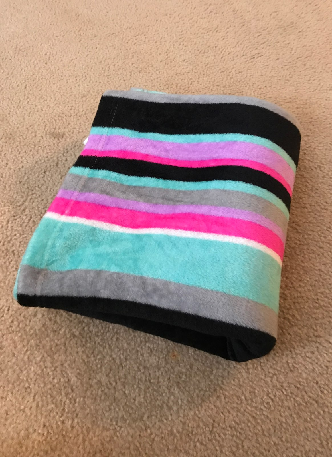 Small Micro plush Blanket