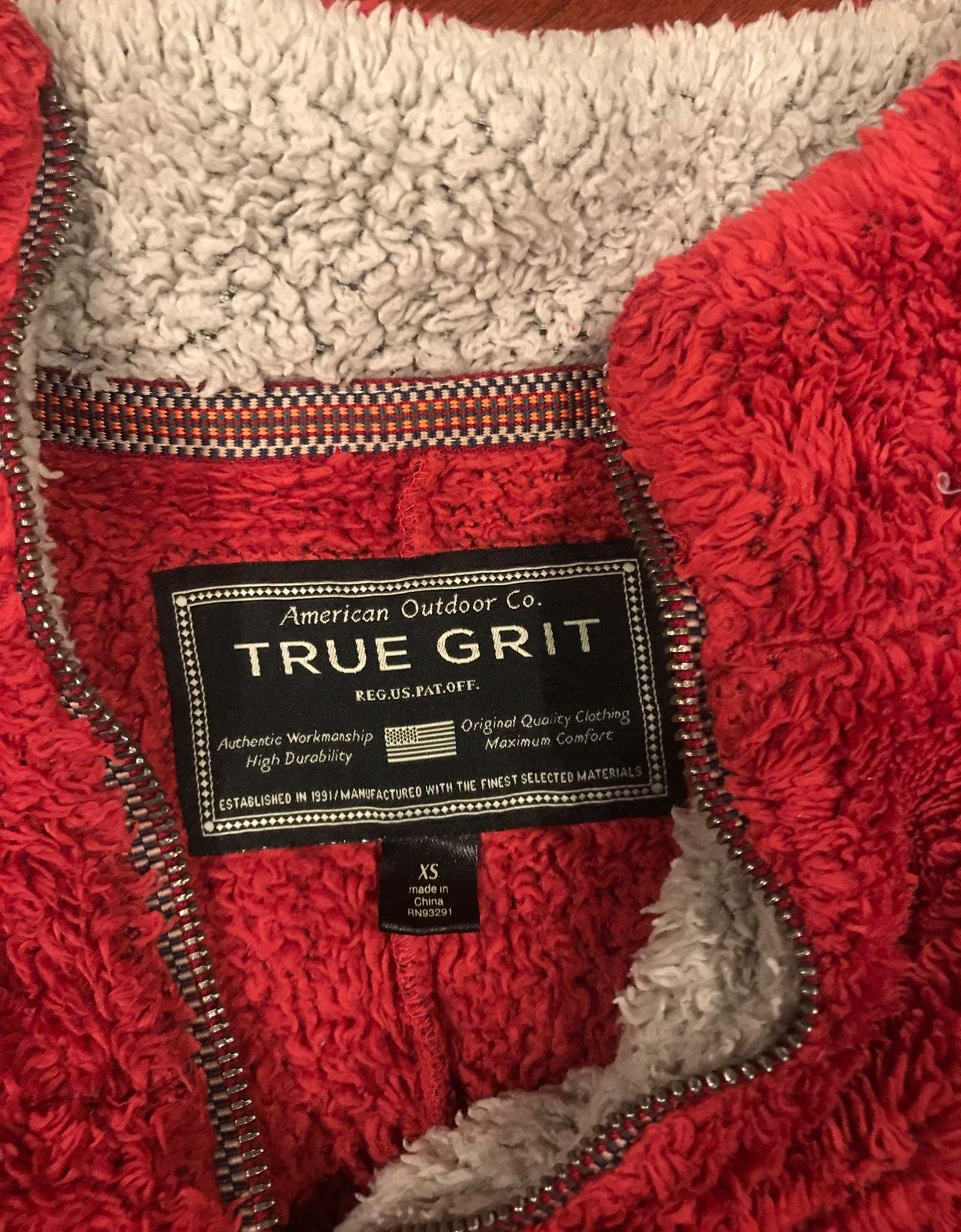Women's True Grit