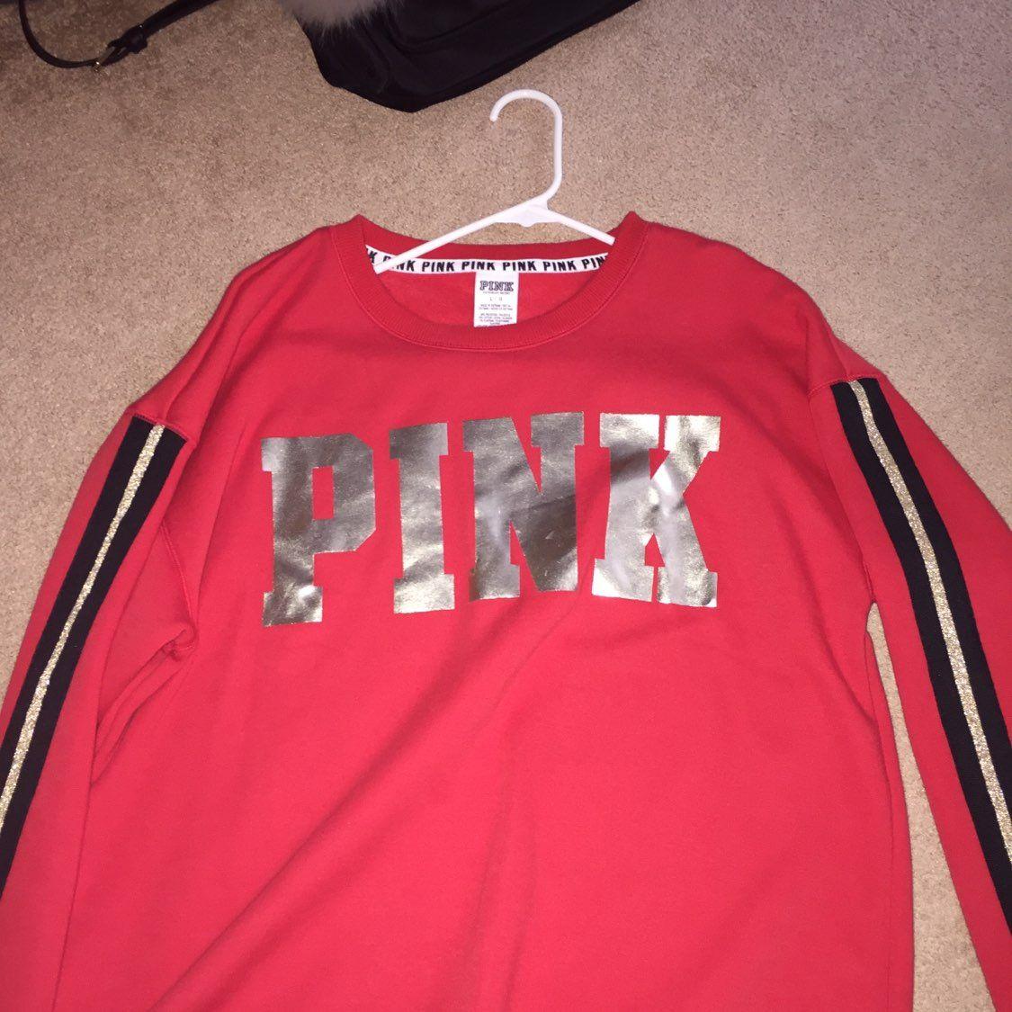 VS Pink sweater - Mercari: BUY & SELL THINGS YOU LOVE