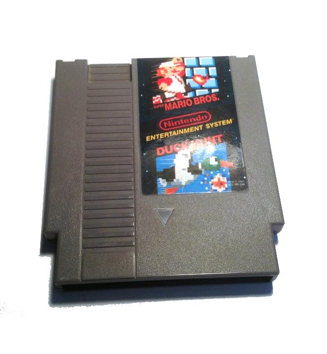 Super Mario Bros / Duck Hunt NES