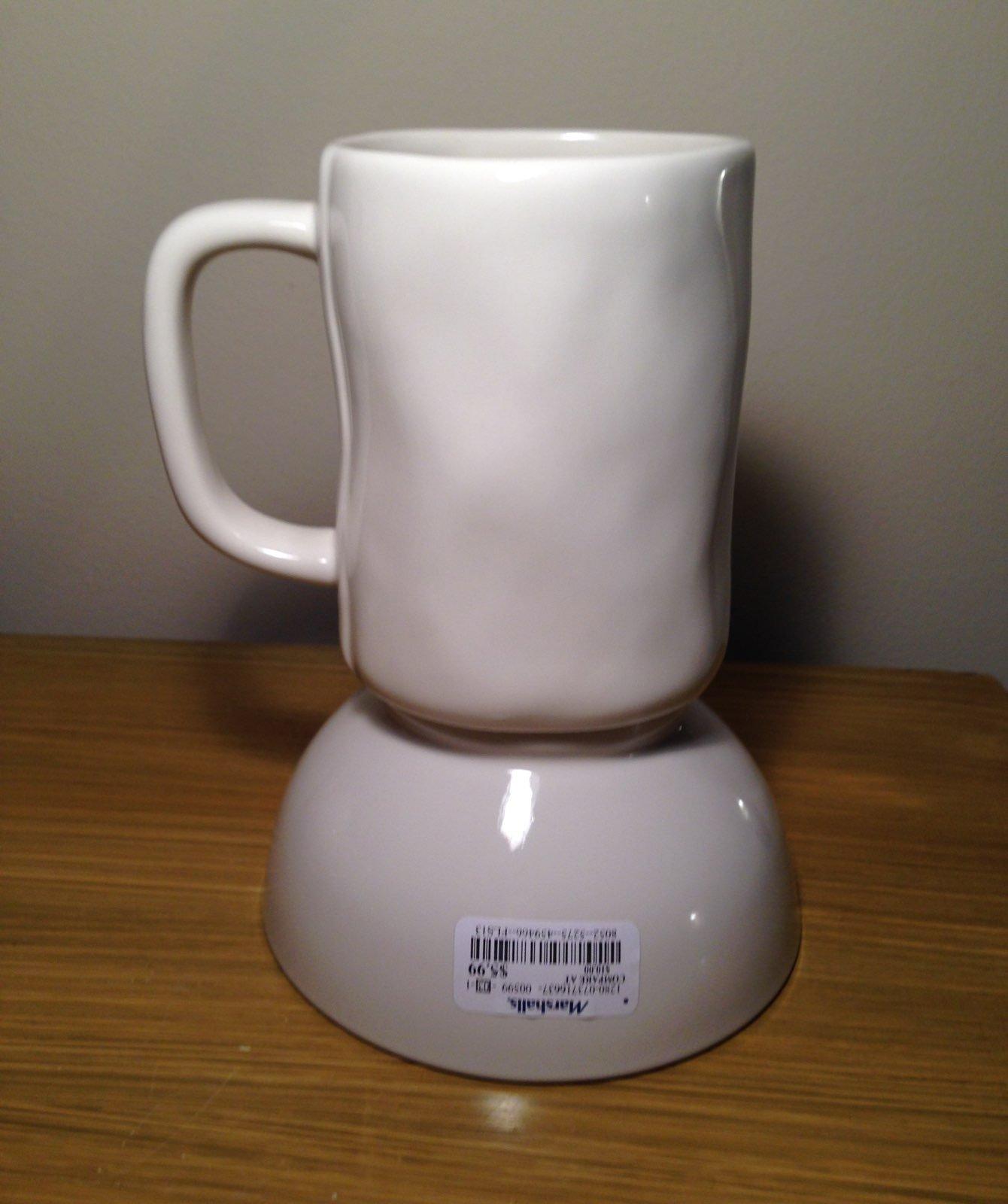 Rae Dunn HAPPY Bowl & Mug Set