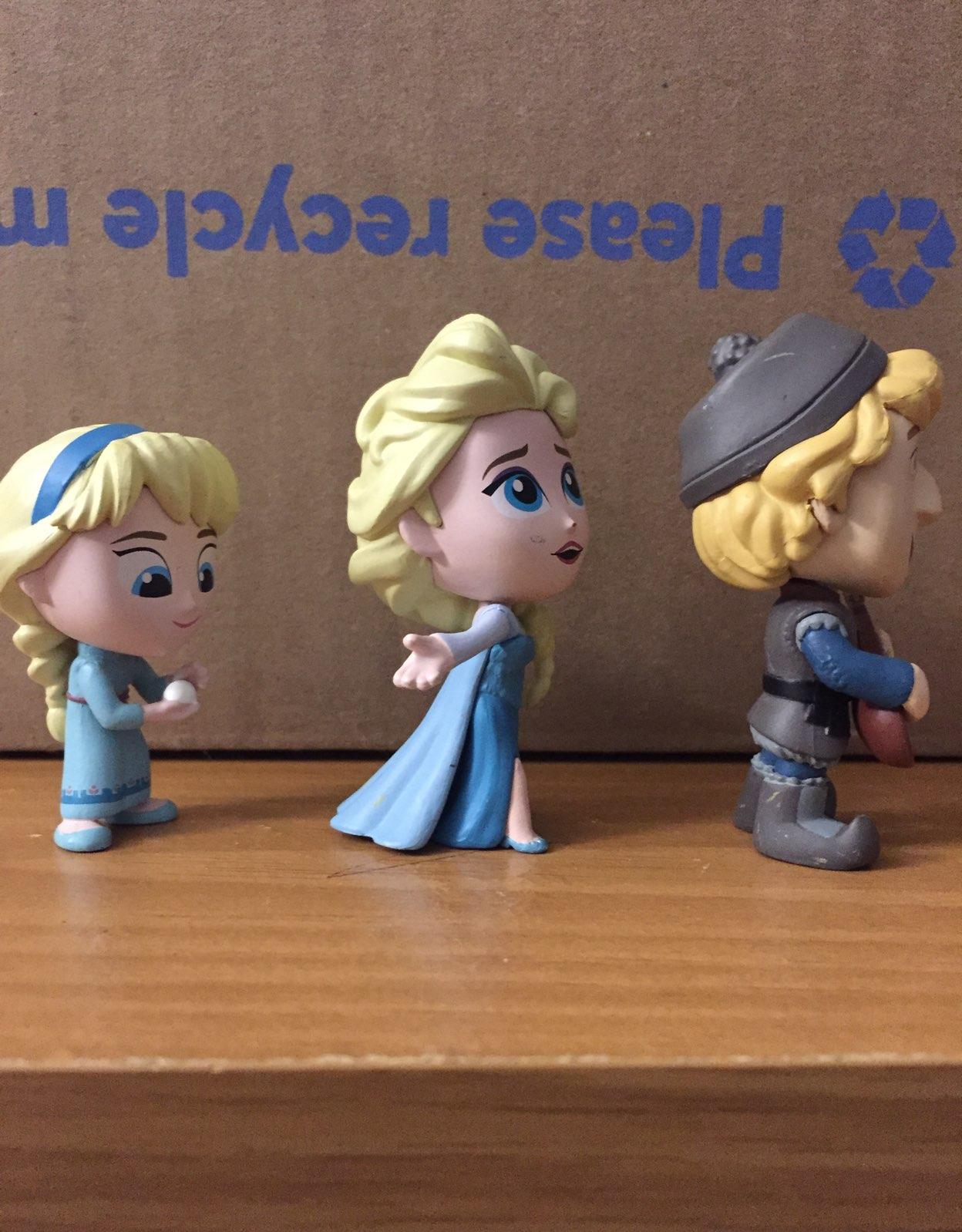 Disney Funko Frozen Blind Box Lot