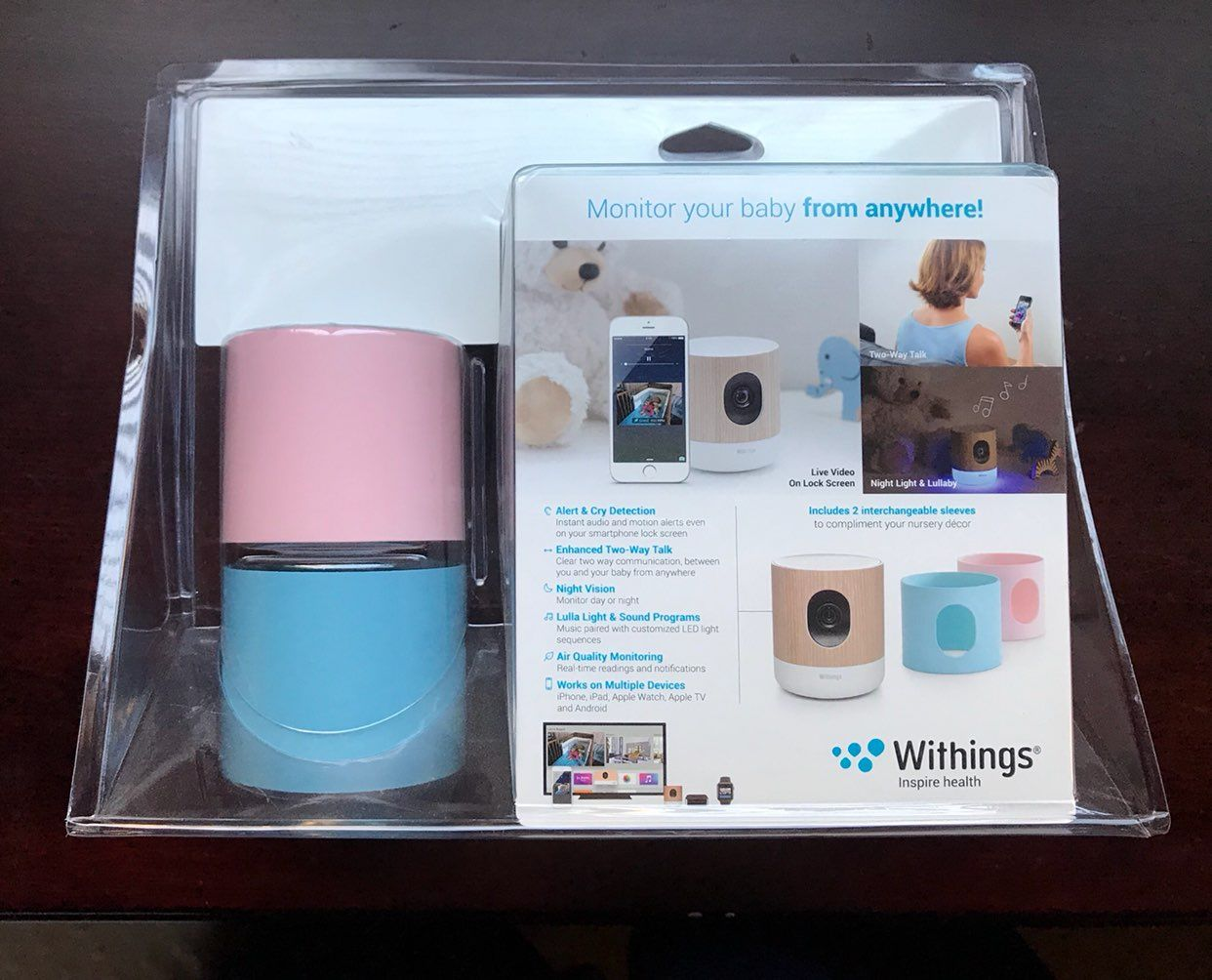WITHINGS HOME Baby Bundle Wireless
