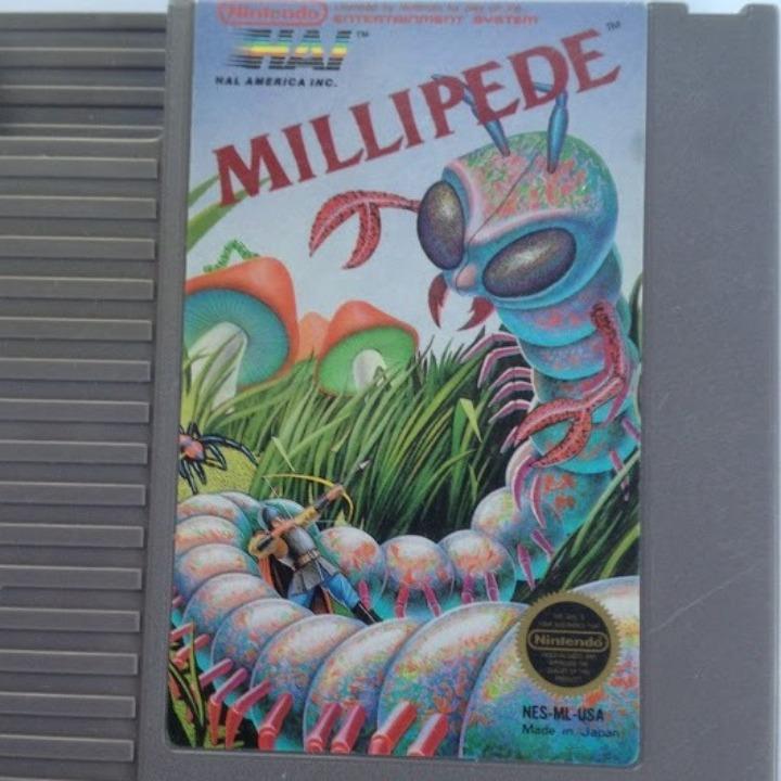 Millipede NES