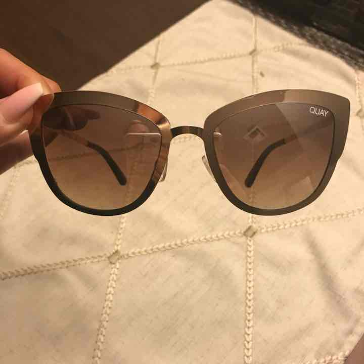 Quay Australia Super Girl Sunglasses