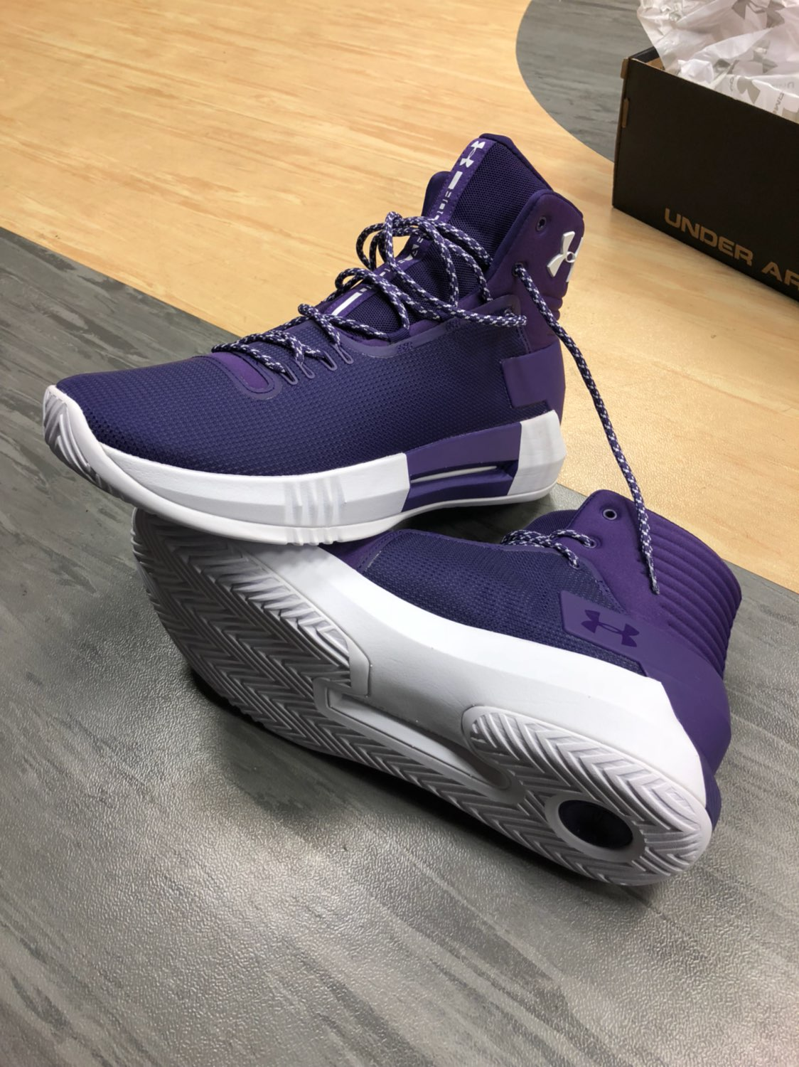 01b62017323f Cheap under armour drive 4 purple Buy Online  OFF73% Discounted