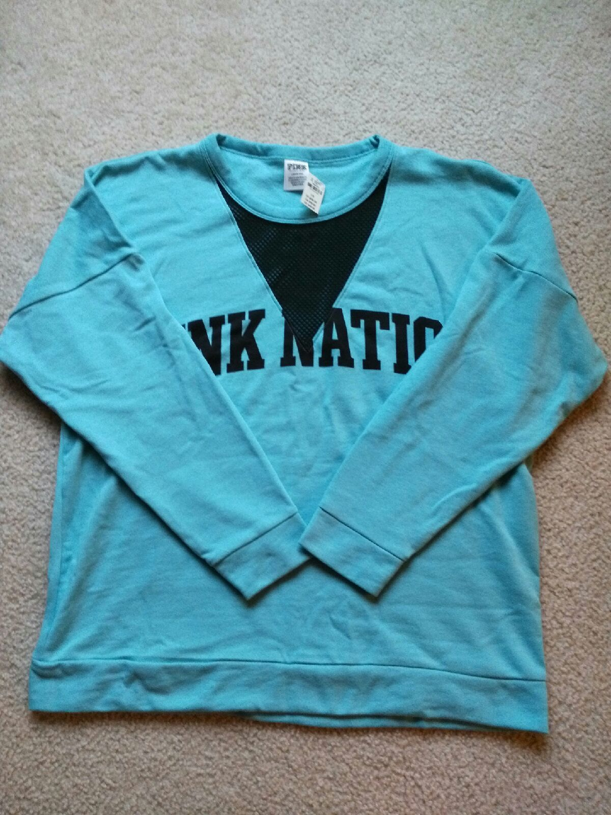 NWT Victoria's secret PINK sweaters - Mercari: BUY & SELL THINGS ...