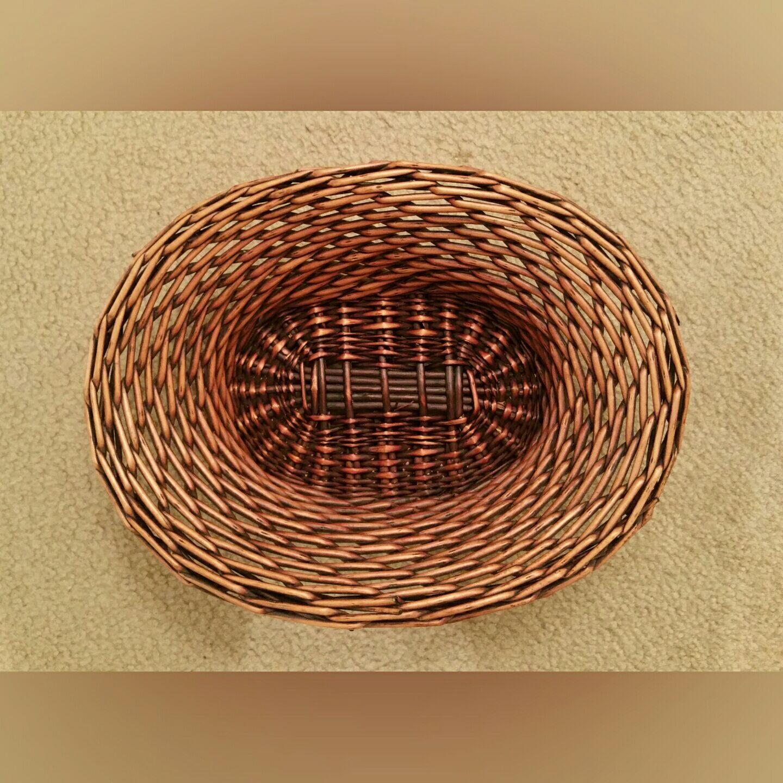 Nice wicker basket