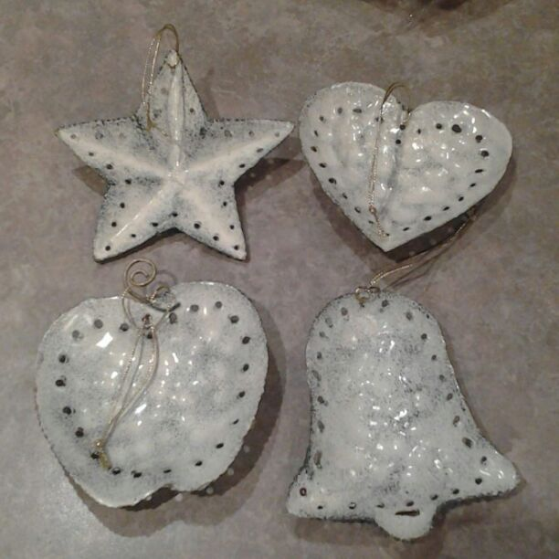 Americana Ornaments