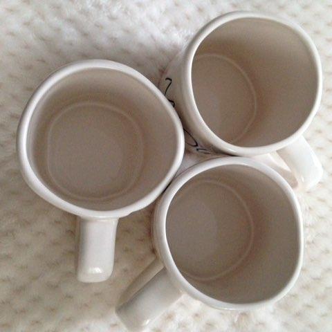 Rae Dunn  Ciao Amour Bonjour Mug
