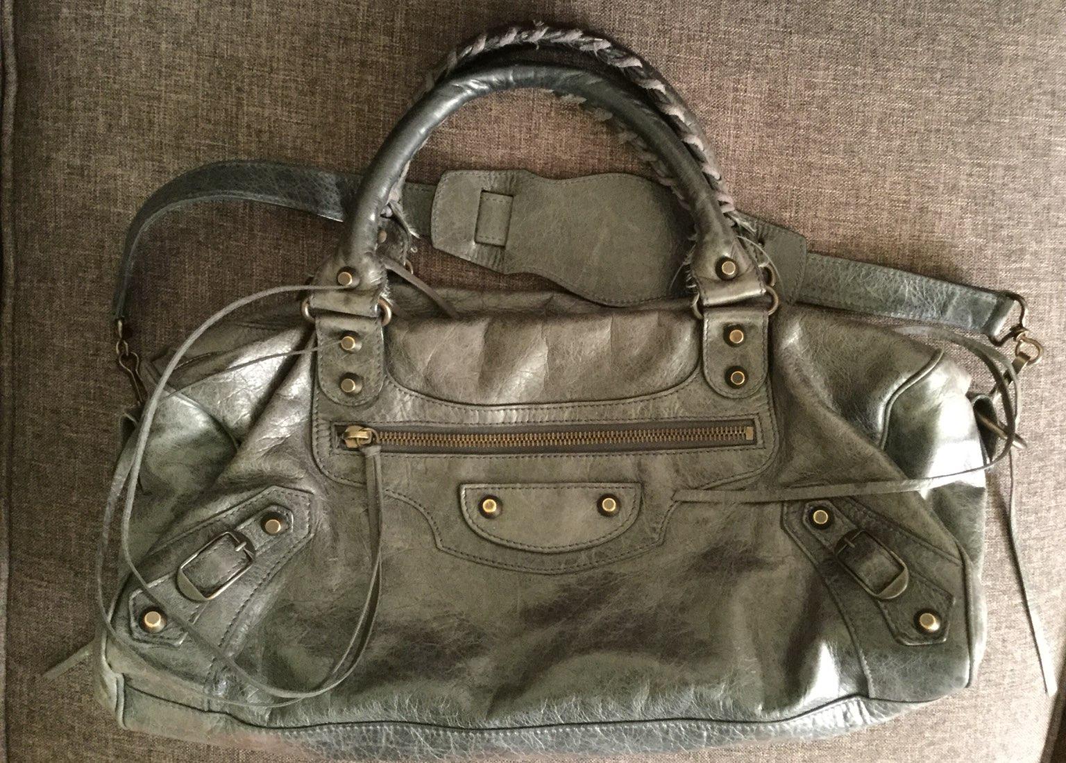 balenciaga twiggy handbag
