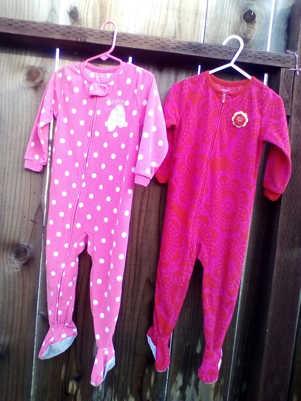 fa59ced76 CARTERS PAJAMAS SIZE 2T - Mercari  BUY   SELL THINGS YOU LOVE
