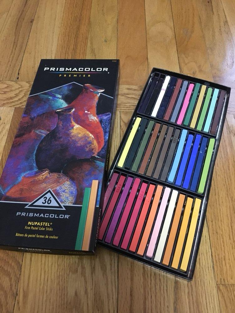 Prismacolor Pastels