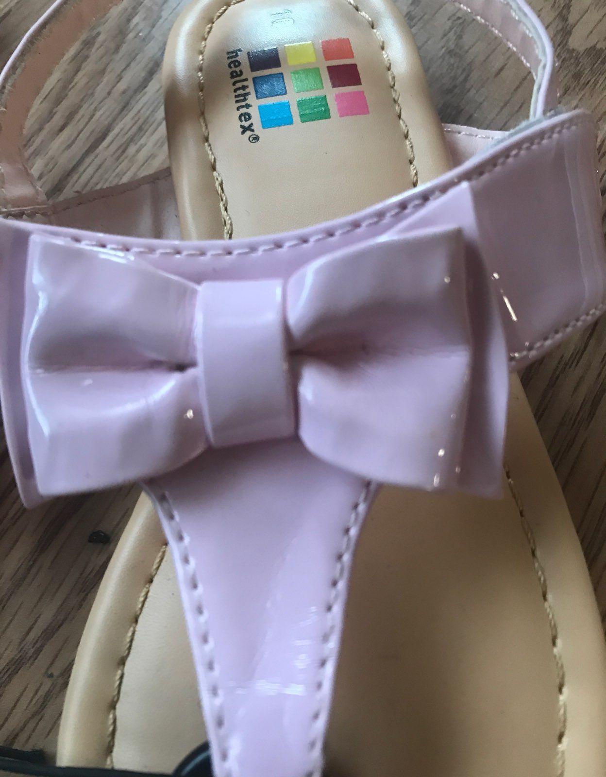 New Dress Sandals Girls Size 10 Pink