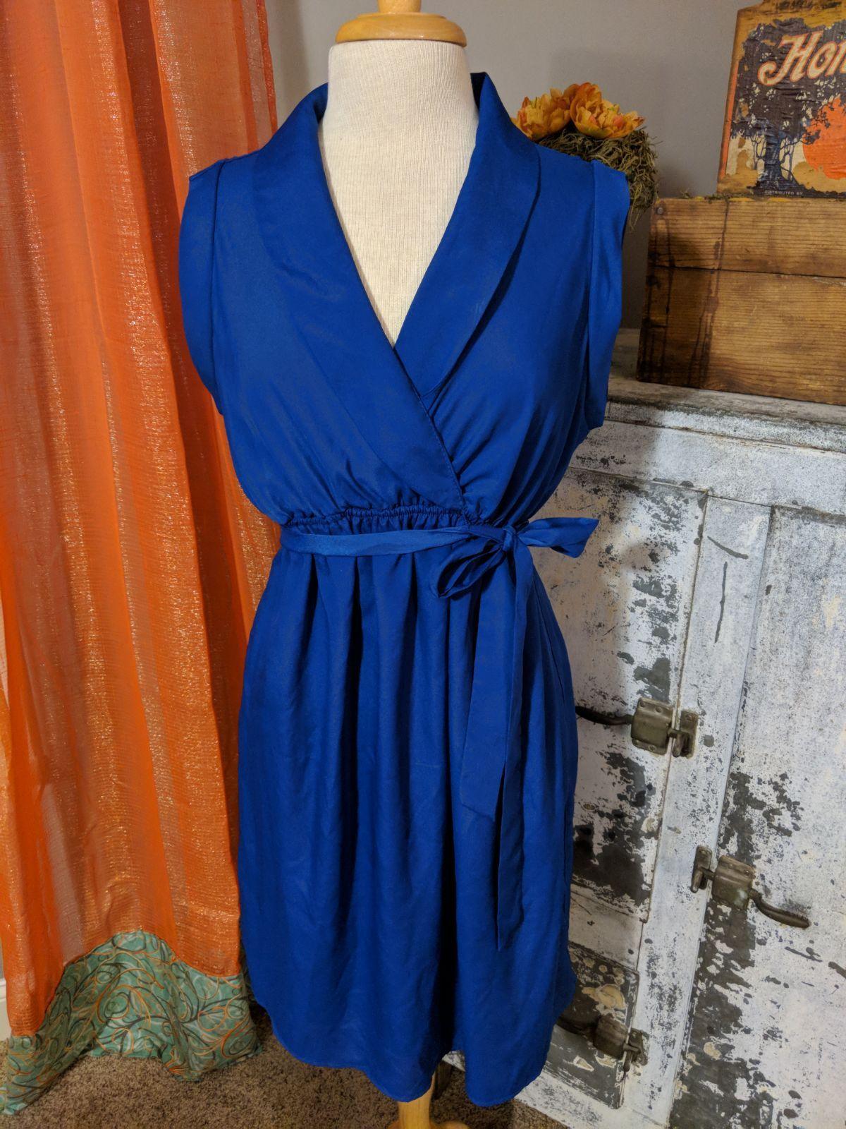 Motherhood maternity blue dress mercari buy sell things you love motherhood maternity blue dress ombrellifo Gallery