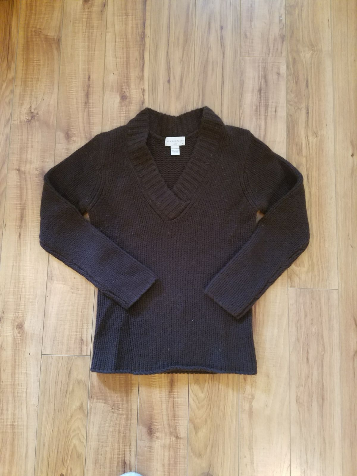 New Scotland Cashmere Sweater sz L - Mercari: BUY & SELL THINGS ...