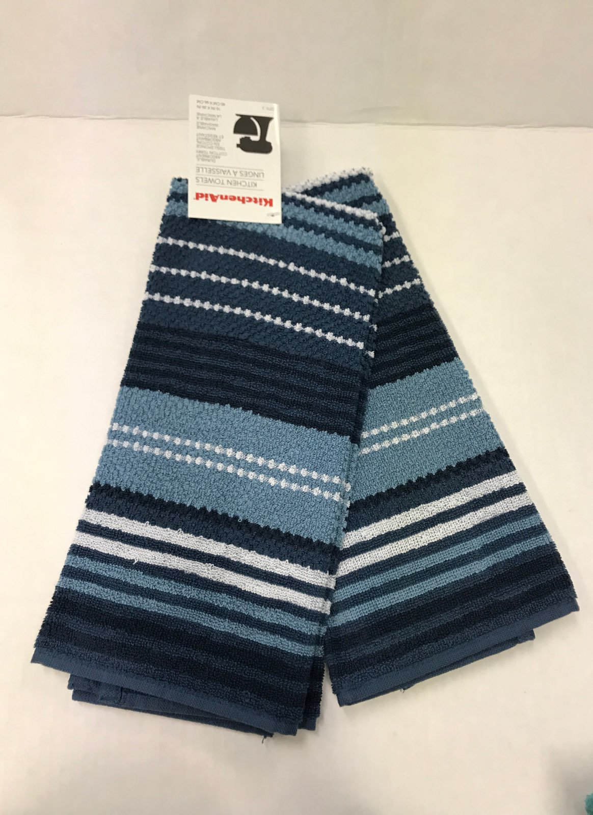 Kitchenaid Blue Willow Kitchen Towel Set