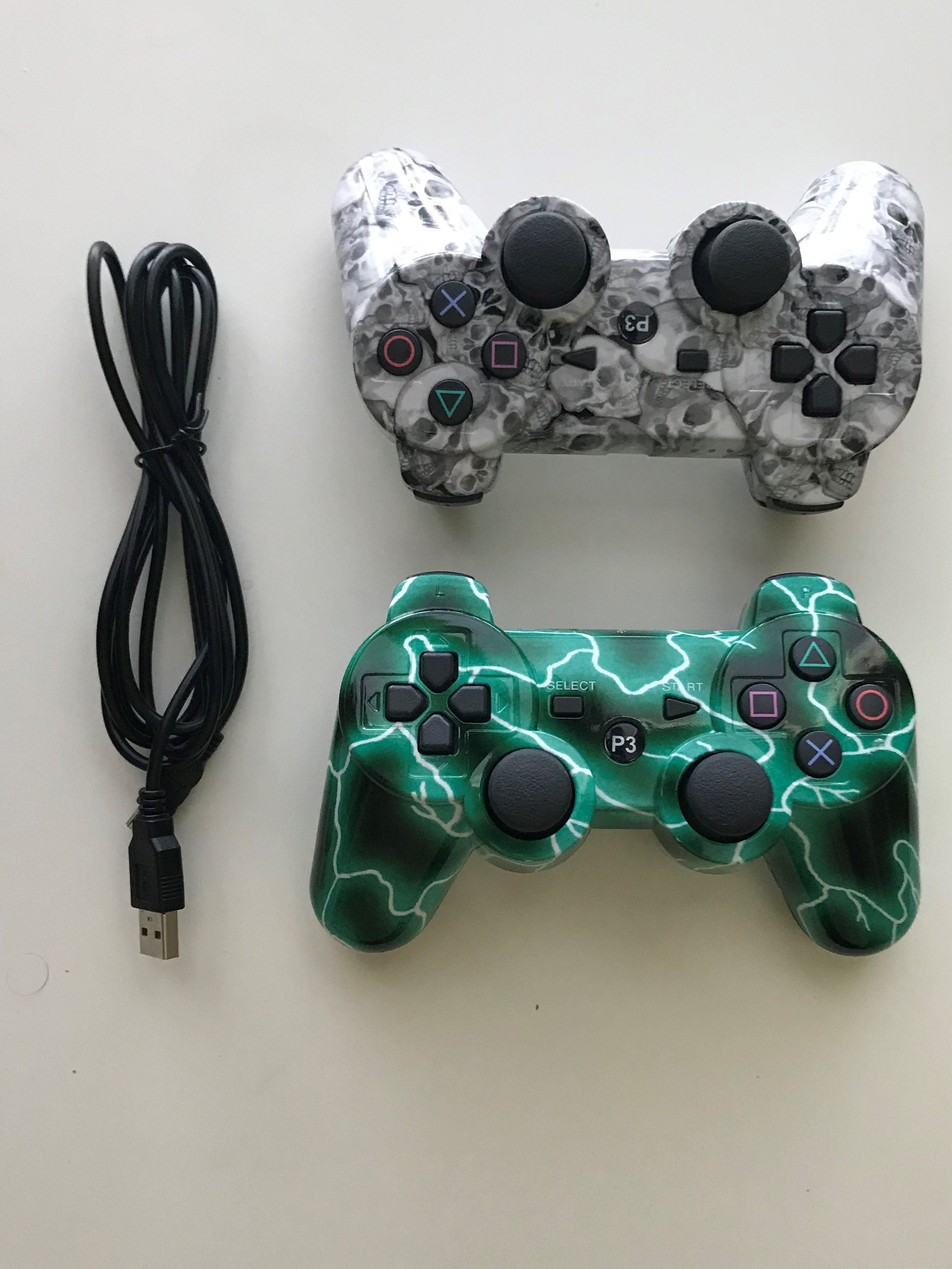 Ps3 wireless controller for playstation3