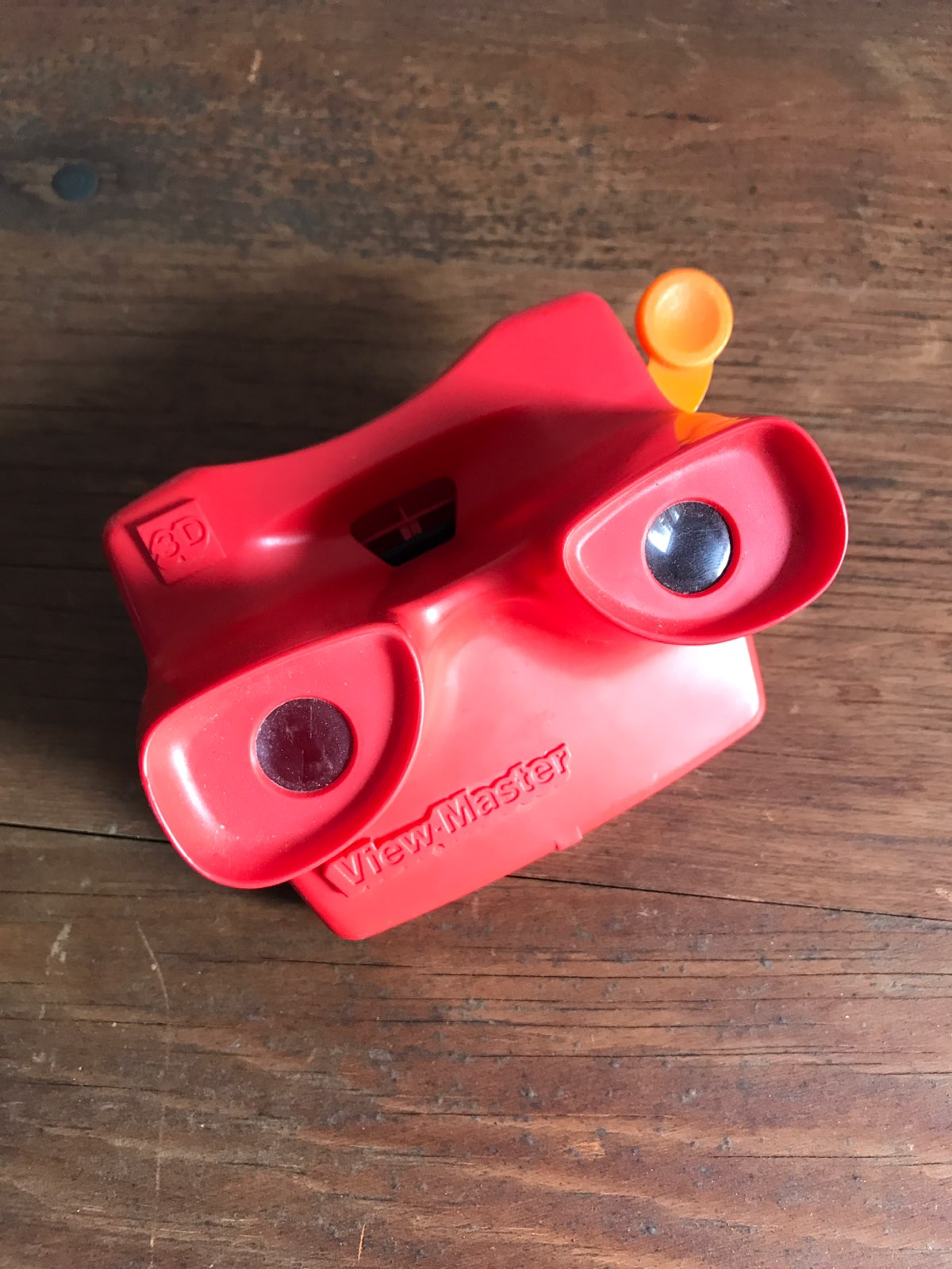 Vtg View-Master Toy