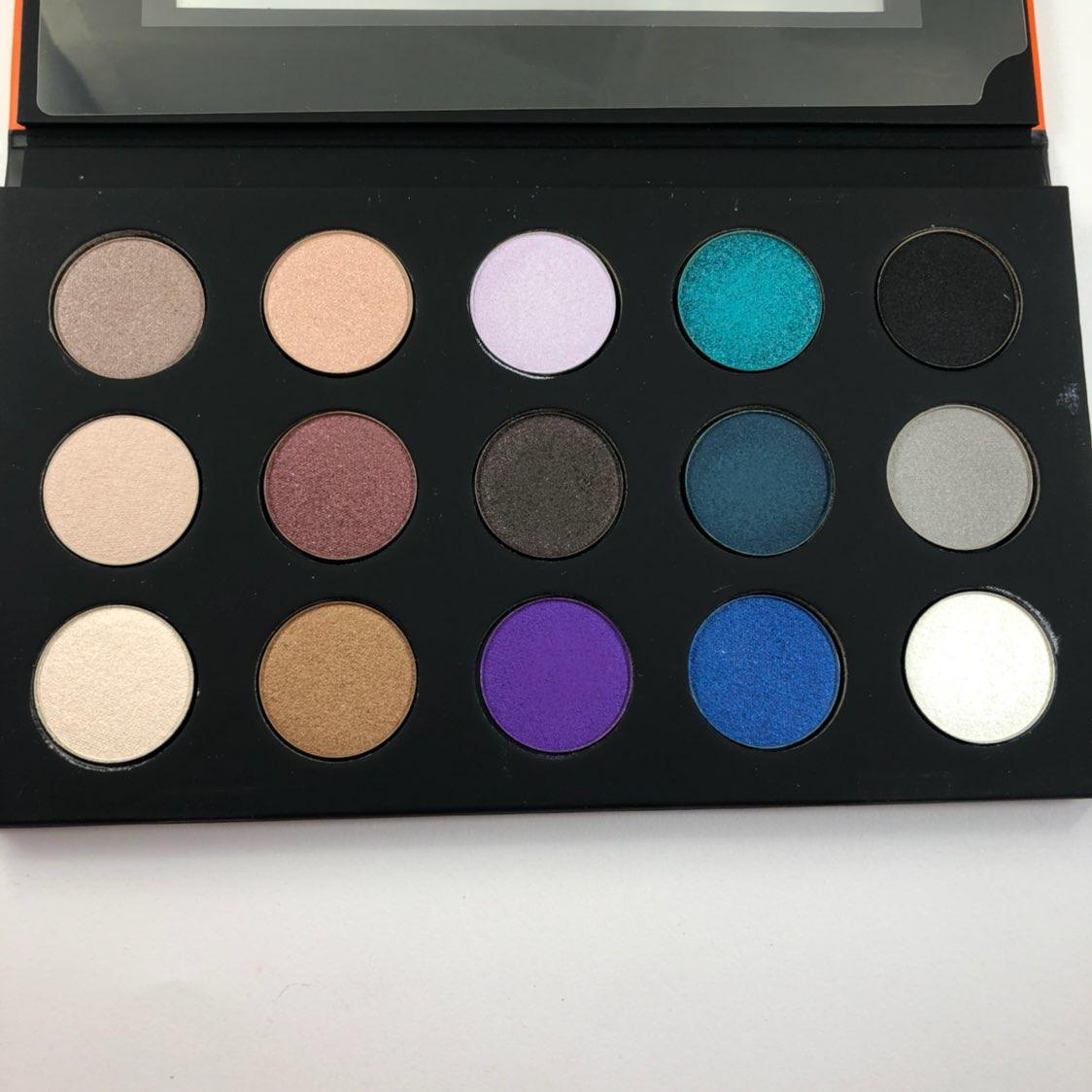 Make Up For Ever 15 Artist Palette