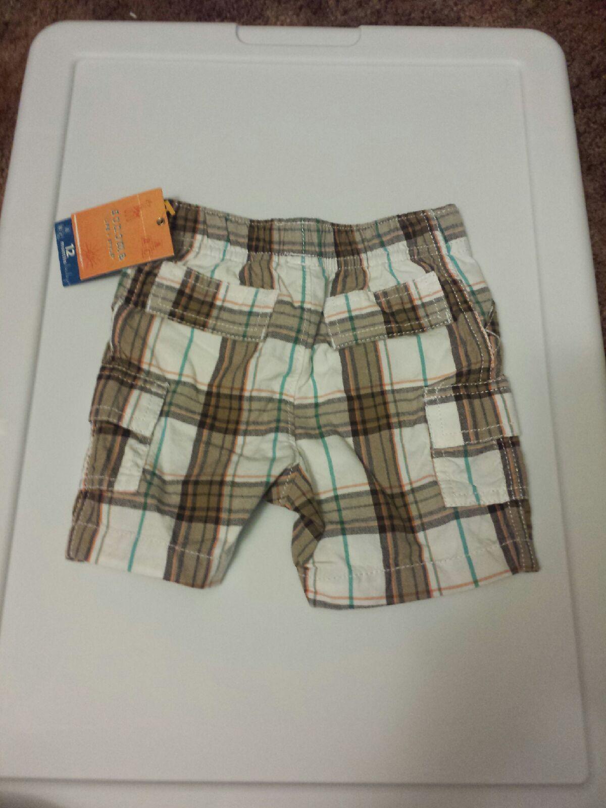 12 months boys shorts