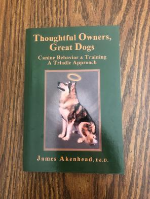 Dog Training Book, used for sale