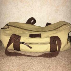 Abercrombie & Fitch Men's Duffle Bag for sale
