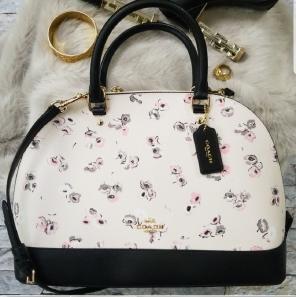 Coach floral handbags mercari beautiful floral coach purse mightylinksfo