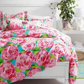 lilly pulitzer duvet cover