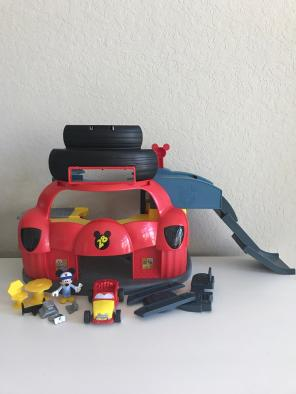 Mickey Mouse Auto Mechanic Garage for sale