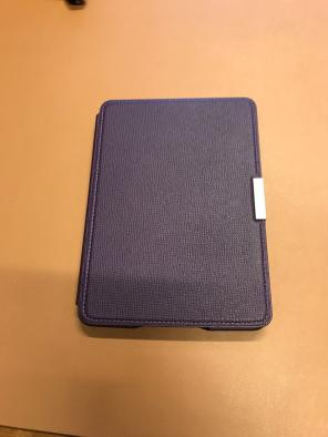 Amazon New Kindle Paperwhite + Cover for sale
