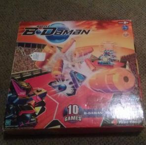 Battle B Daman Tournament Set for sale