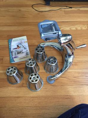 Saladmaster Machine for sale