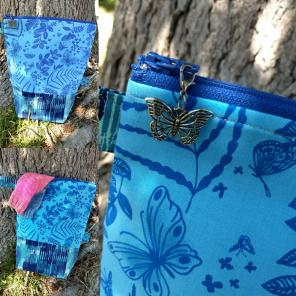 beach bag, knitters project bags, clutch for sale