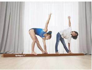 9.5' Folding Gymnastic balance beam new for sale