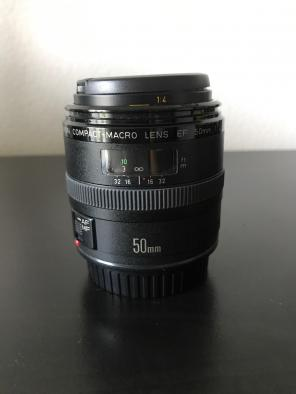 Canon 50mm Macro Lens for sale