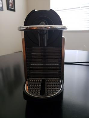 Used, Nespresso Pixie coffee machine for sale