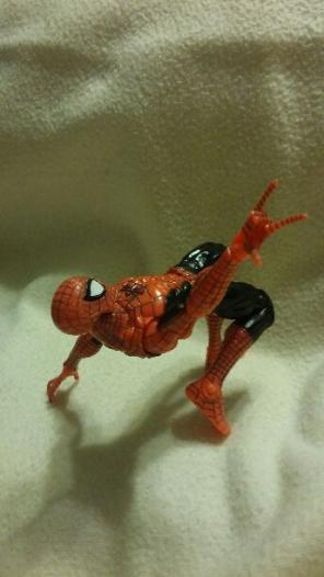 Spiderman action figure RARE for sale