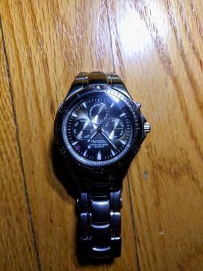Armitron watches for men mercari armitron mens armitron watch make an offer fandeluxe Gallery
